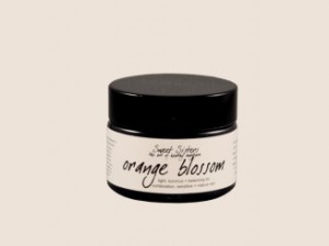 Orange Blossom Cream